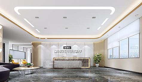 广州恒源舞台灯光音响设备办公室装修设计