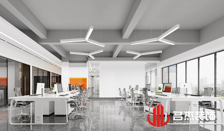 办公区域装修设计