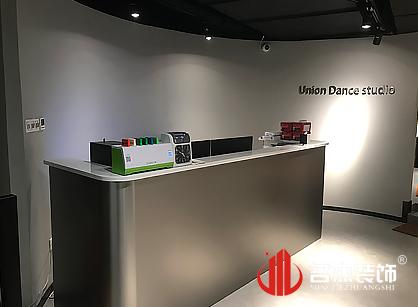 广州舞蹈培训机构装修设计项目圆满完工