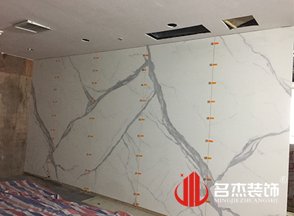 巡工地日记,深圳市如是教育科技办公室装修项目紧张进行中
