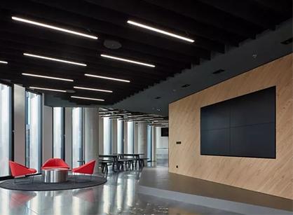 EOH科技公司布拉格办公室装修设计会怎样做