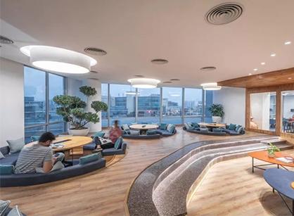 William Grant & Sons洋酒公司的创新办公室装修设计是怎么回事